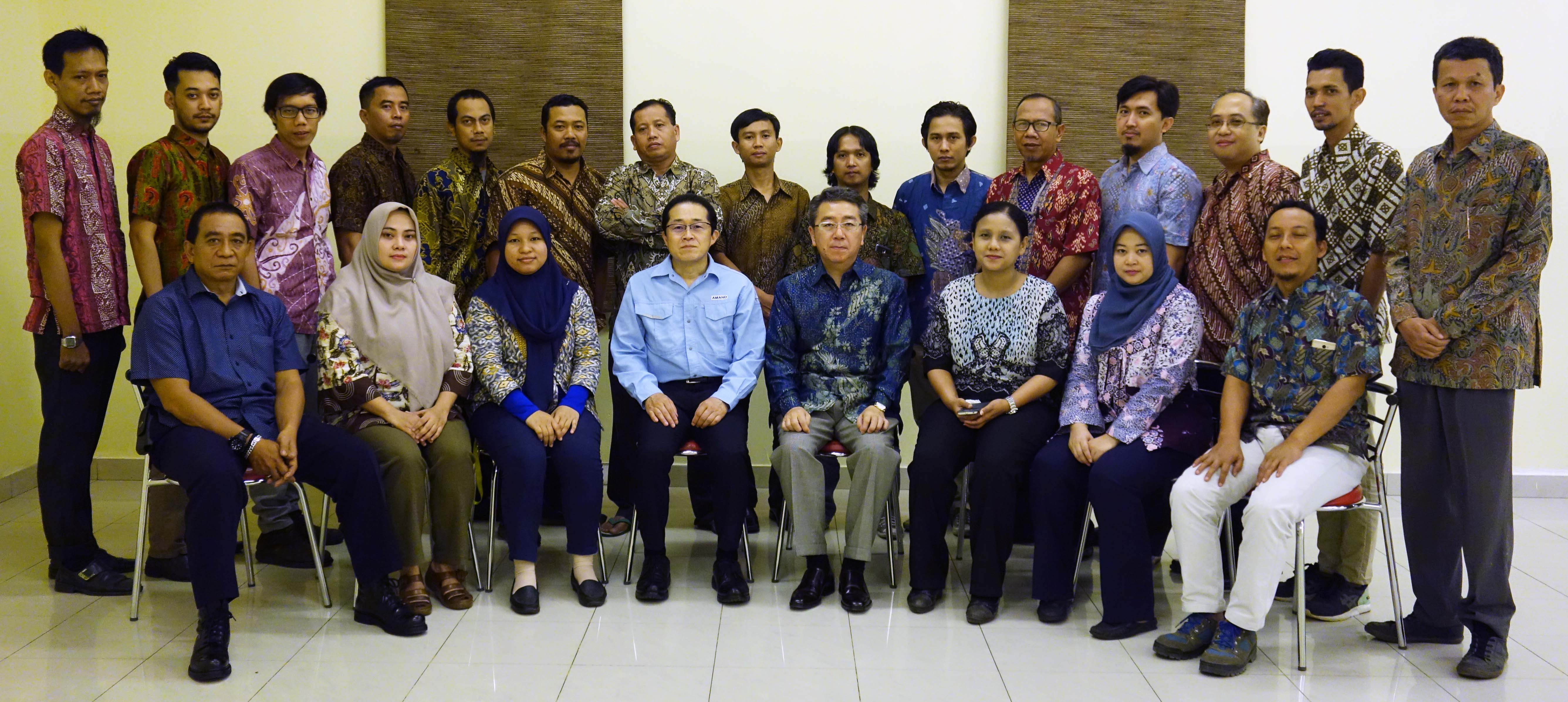 Amano Indonesia Team