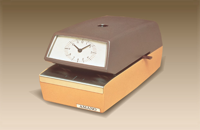 4740 Time and Date Stamping Machine
