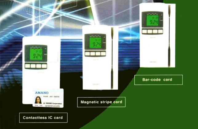 AGX100F Attendance and Access Control System