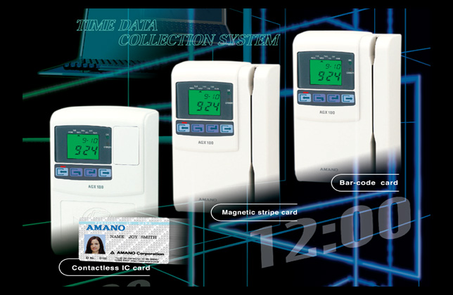 AGX100A Attendance System