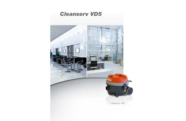 Cleanserv VD5