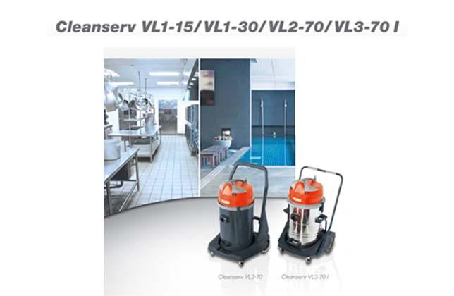 Cleanserv VL1-15 / VL1-30 / VL2-70 / VL3-70 I