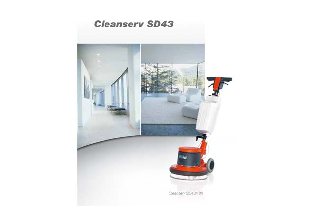 Cleanserv SD43