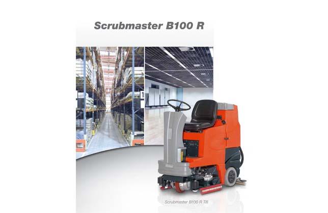 Scrubmaster B100R