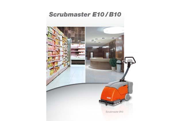 Scrubmaster B10