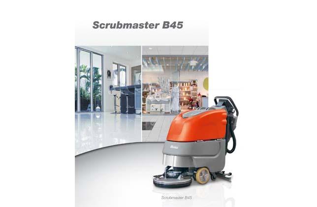 Scrubmaster B45