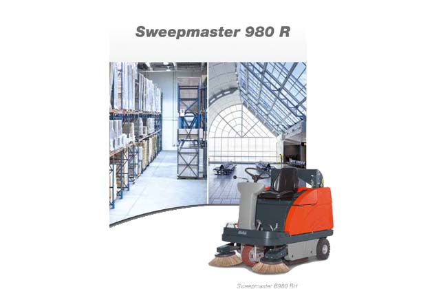 Sweepmaster 980 R