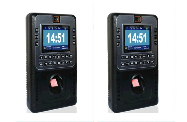 Camera and FIngerprint Time & Attendance Terminal - T9