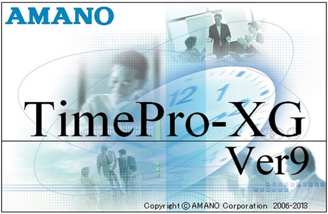 Time Attendance Software : TIMEPRO XG